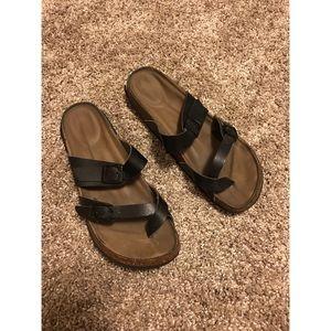 Madden Girl | birk style sandals